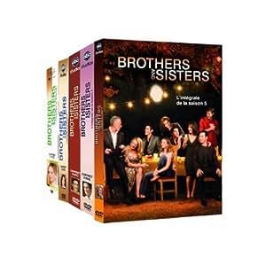 Brothers & Sisters - Intégrale Reconstituée - Saisons 1 à 5