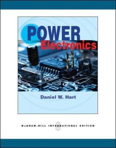 Power Electronics (Int'l Ed) por Daniel Hart