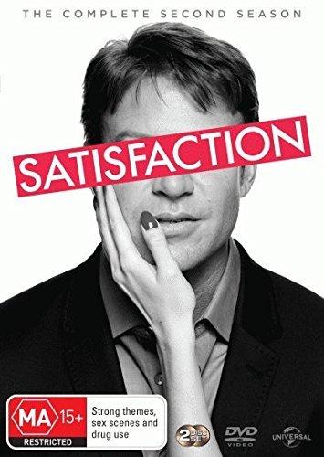 Satisfaction - Season 2 [DVD] by Matt Passmore