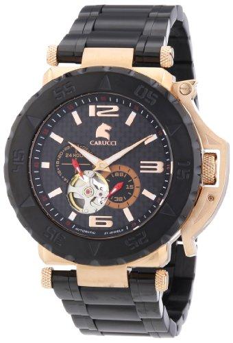 Carucci Watches CA2199BK-RG
