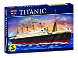 Oxford Titanic Building Block Kit, Special Edition Assembly Blocks BM 3522