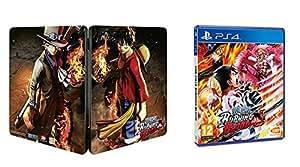 One Piece: Burning Blood con Steelbook - PlayStation 4