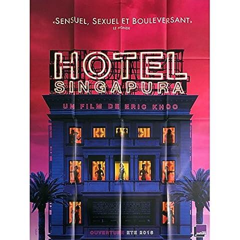 Hotel Singapura Movie Poster 47x 63in.–2015–Eric Khoo,