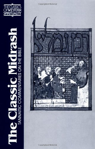 Classic Midrash, The (CWS): Tannaitic Commentaries on the Bible (Classics of Western Spirituality Series) by Reuven Hammer (1-Jan-1995) Paperback