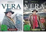 Vera - Ein ganz spezieller Fall: Staffel 5+6 (8 DVDs)
