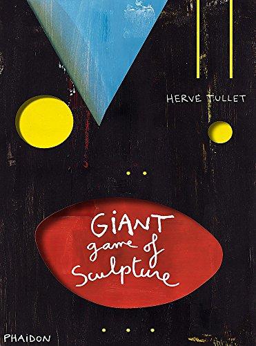 The giant game of sculpture par Herve Tullet