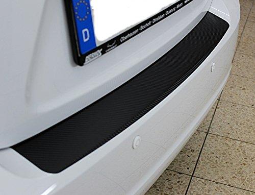 Preisvergleich Produktbild Ladekantenschutz Lackschutzfolie Schutzfolie 3D CARBON Carbonfolie Auto folie Lackschutz 10179