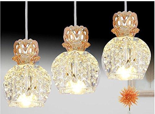 CLG-FLY lampadario personalità creativa di semplice a