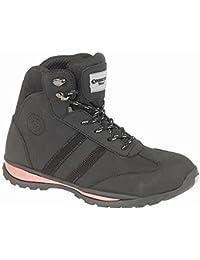 Amblers Steel FS48 - Chaussures montantes de sécurité S1-P - Femme