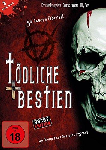 Tödliche Bestien [3 DVDs]