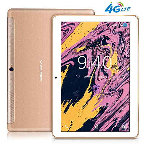 tablet 32gb 10 pollici Tablet 10 Pollici 4G LTE BEISTA-(3GB RAM