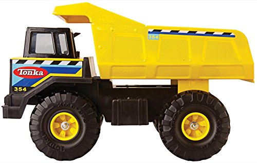 Tonka Retro Classic Steel Mighty Dump Truck(US Version imported by uShopMall U.S.A.)