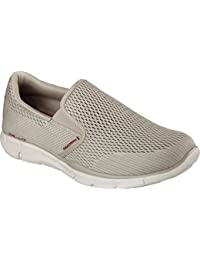 Skechers Equalizer Double Play Men's Trainers Slipper Slip On TPE