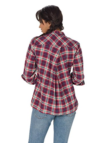 Burton Damen Grace Flannel Hemd Anemone Haze Plaid