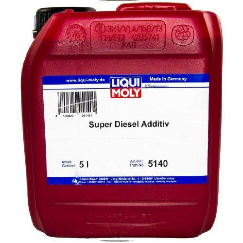 Preisvergleich Produktbild Liqui Moly Super Diesel Kraftstoffzusatz 5L 5140