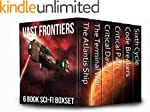 Vast Frontiers: 6 Book Sci-Fi Boxset