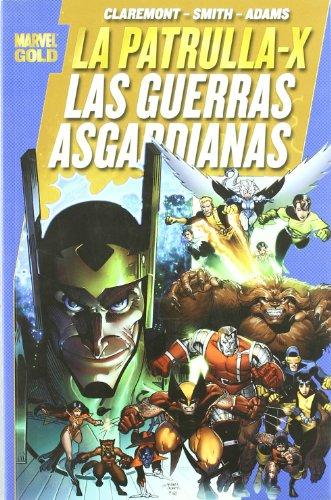 PATRULLA-X : GUERRAS ASGARDIANAS (MARVEL GOLD)
