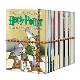 Harry Potter: la saga completa de [Rowling, J.K.]