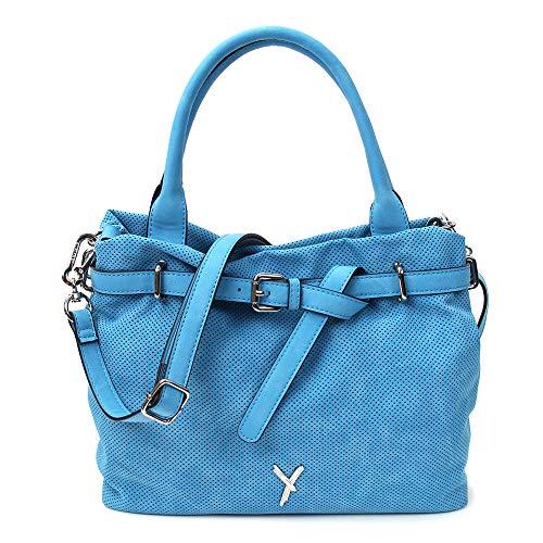 Pool Tasche (Suri Frey Damen Shopper Tasche 11595 Romy Pool (blau))
