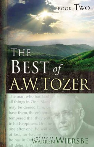 The Best of A. W. Tozer Book Two: 2 for sale  Delivered anywhere in UK
