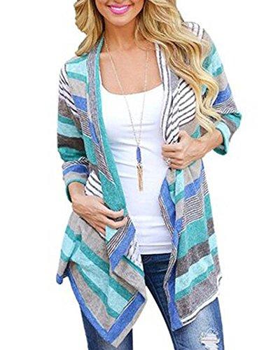 laozan-donne-cardigan-cappotto-di-autunno-rivestimento-casuale-a-maniche-lunghe-a-righe-blu-small