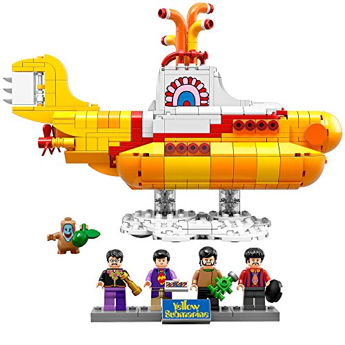 LEGO 21306 The Beatles Yellow Submarine by LEGO