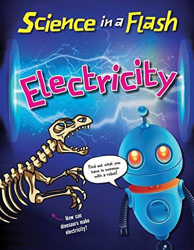 Electricity (Science in a Flash) por Georgia Amson-Bradshaw