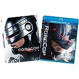 Robocop Trilogy and Robocop 2014