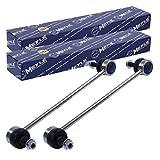 2x MEYLE Koppelstange/Pendelstütze vorne verstärkte Ausführung