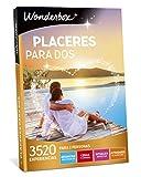 WONDERBOX Caja Regalo -PLACERES para Dos- 3.520 experiencias para Dos Personas