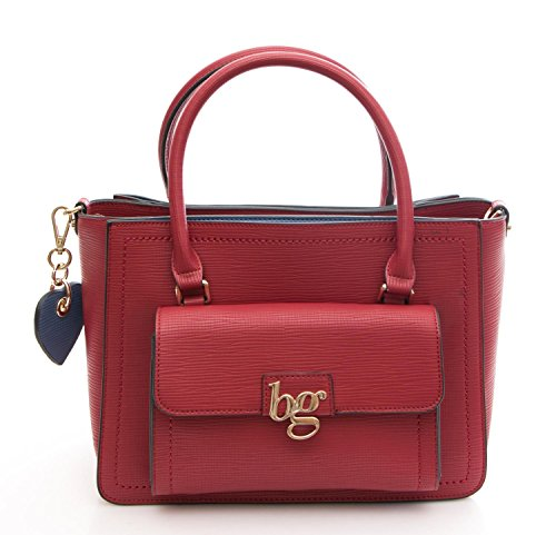Borsa Donna Helene Medium Double Handle Red 118001.872