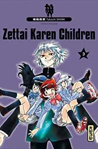Zettai Karen Children Edition simple Tome 3