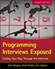 Programming Interviews Exposed - Coding Your Way Through the Interview