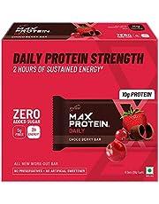 RiteBite Max Protein Daily Choco Berry Bars Choco Berry Pac