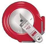 BMI BAYERISCHE MASSINDUSTRIE ARNO KELLER GMBH 50523 Stahlbandmaß Radius L.25m mm/- gelb BMI Genauigk.II