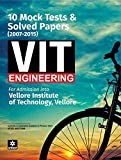 VIT (VELLORE) EDGE SOLVED PAPERS & 10 MOCK TESTS (2007-2015)