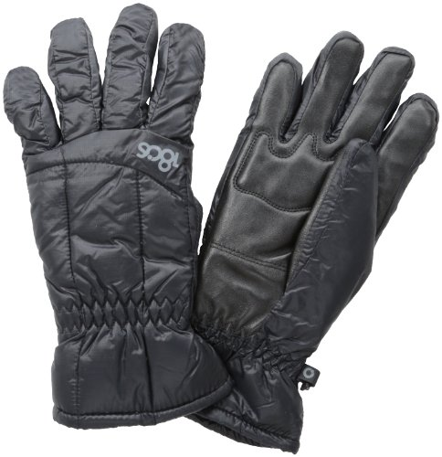 180s Damen Touchscreen-Handschuh Down, black soot, XL, 33464 (Handschuhe 180s)