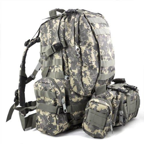 Imagen de toogoo r 50l  militar tactica para senderismo campamento al aire libre  auc alternativa