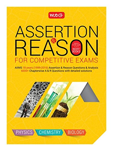 Assertion and Reason for Competitive Exams