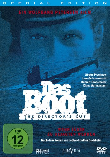 Euro Video Das Boot - The Director's Cut [Special Edition]