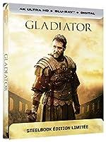 Gladiator [4K Ultra HD + Blu-ray + Blu-ray bonus - Édition boîtier SteelBook]