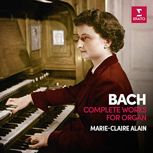 Bach: Complete Organ Works (An...