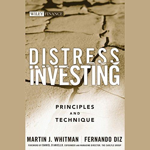 Distress Investing  Audiolibri