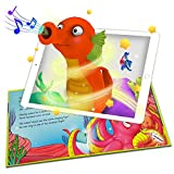 Stanley the Seahorse - Mardles Stories that come to life with Augmented Reality