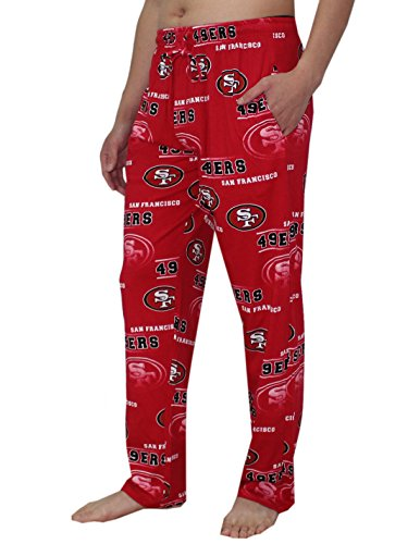 Dallas Cowboys Robe (NFL San Francisco 49ers Herren Herbst / Winter Nachtwäsche / Pyjama Hose XL)