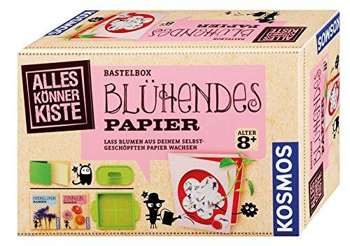 Playbox Bastelbox: Papierwaben-Tiere