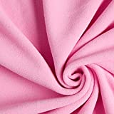 Fabulous Fabrics Premium Antipilling Fleece Stretch –