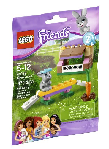 LEGO Friends Bunny\'s Hutch (41022) by LEGO