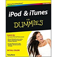 iPod & iTunes For Dummies by Tony Bove (2013-03-08)