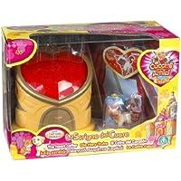 Giochi Preziosi, Cuccioli cerca amici Nel Regno di Pocketville 6266 - Lo scrigno del cuore + 1 cucciolo - Scrigno Cuore
